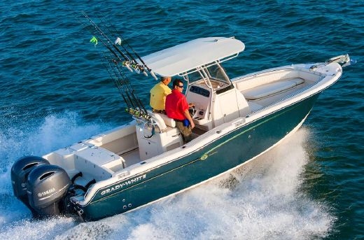 2015 Grady-White Fisherman 257
