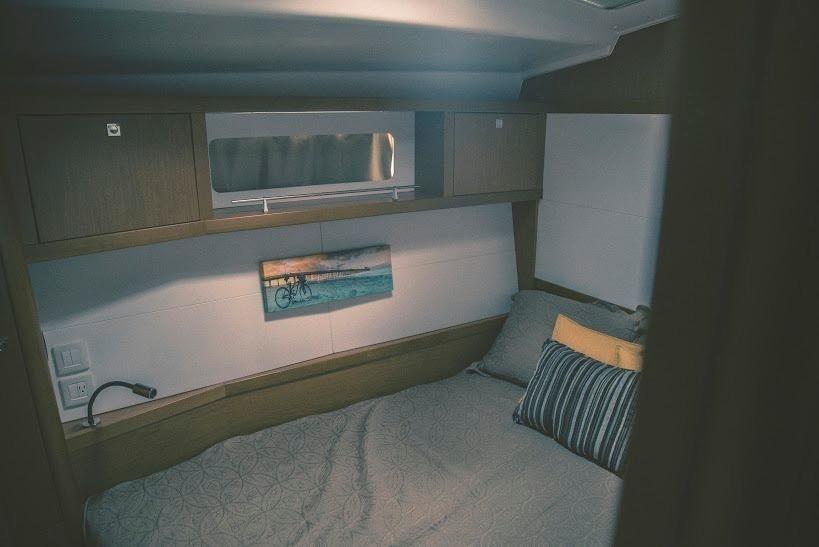 Beneteau Sense 50 Starboard Cabin