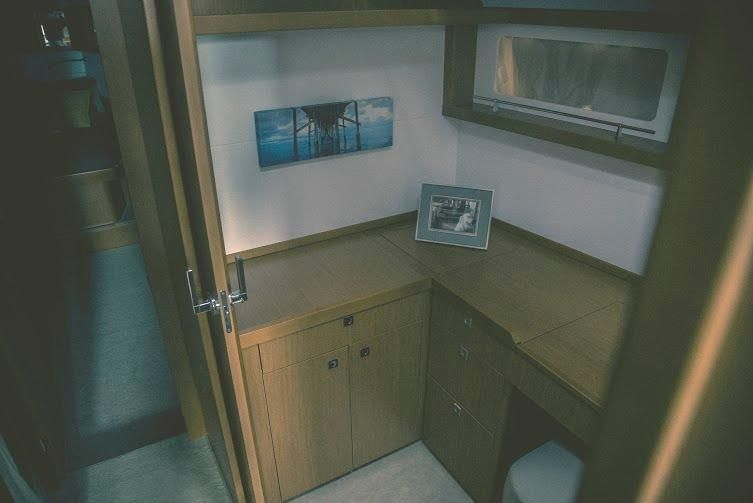 Beneteau 50 Sense Sailboat Desk