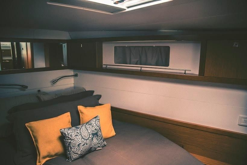 Beneteau Sense 50 Master Cabin