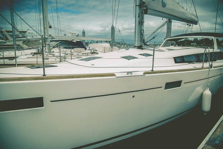 Beneteau Sense 50 Sailboat for sale in Marina Del Rey
