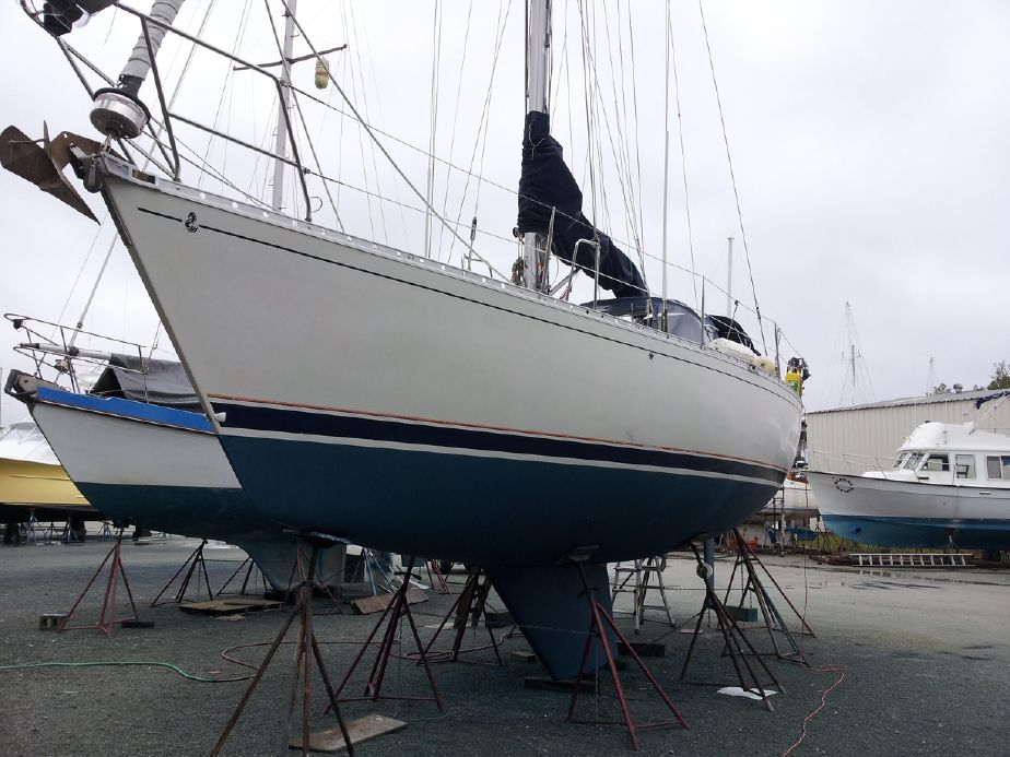 1988 beneteau first 405