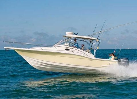 2009 Scout Boats 295 Abaco