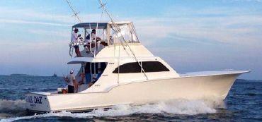 2005 Custom Carolina Alex Willis Sport Fish