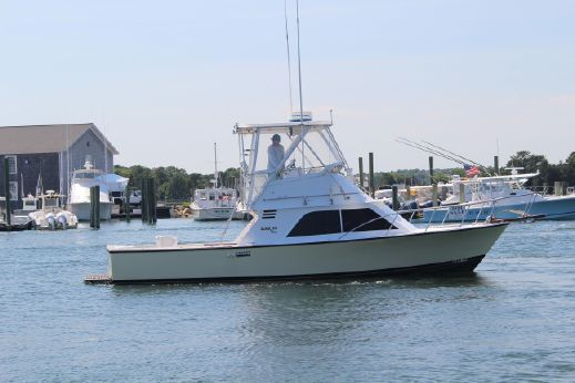1985 Blackfin 32 Flybridge Sportfisherman