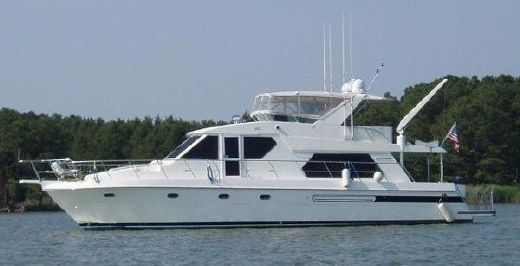 2002 Grand Harbour Pilothouse