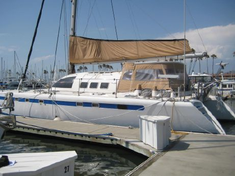 1991 Fountaine Pajot 53