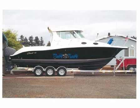 2005 Seaswirl Striper 2901 Walkaround O/B