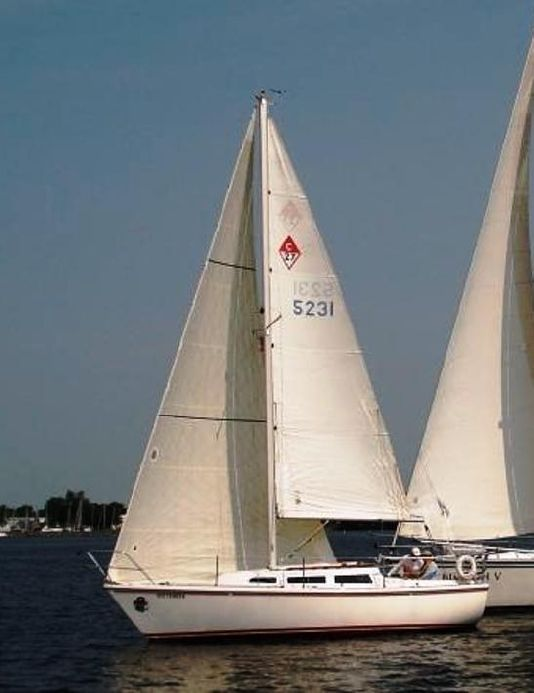 1982 Catalina 27 Sail Boat For Sale - www yachtworld com