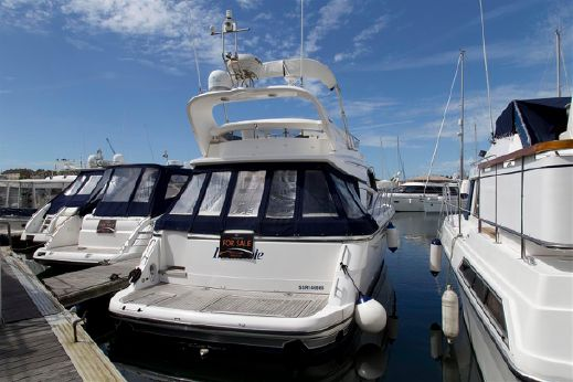 2006 Fairline Phantom 46