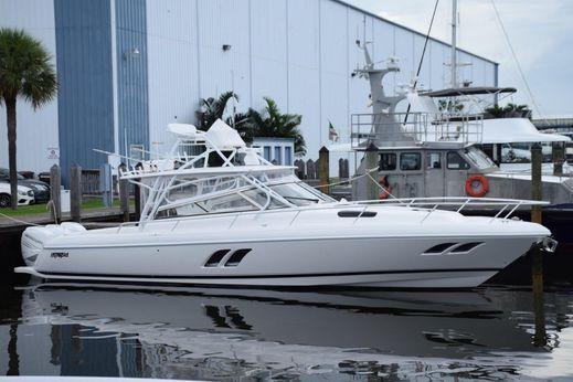 2015 Intrepid 430 Sport Yacht