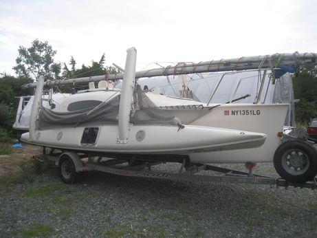 1996 Corsair 24 Mk-II 38