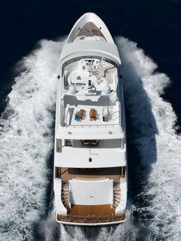 2017 President 115 Motoryacht