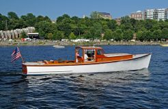 1932 Custom Classic Lobster Yacht
