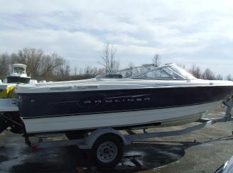 2008 Bayliner 215 Discovery (SCL)