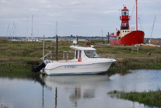 2004 Quicksilver 640 Pilothouse