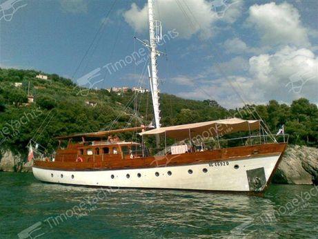 1962 Jone's Buckie Shipyard Ltd Motorsailer