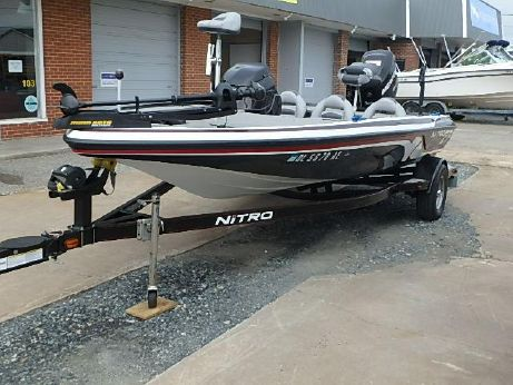 2012 Nitro Z-7 w/ 150 L OptiMax Pro XS and Trailer
