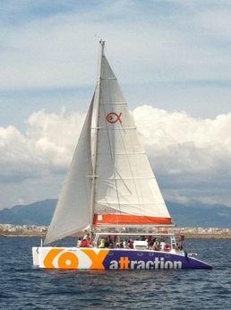 1999 Catana Catamaran