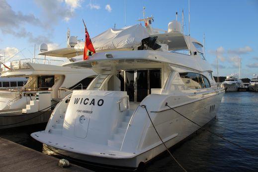 2004 Hatteras 80 Motor Yacht
