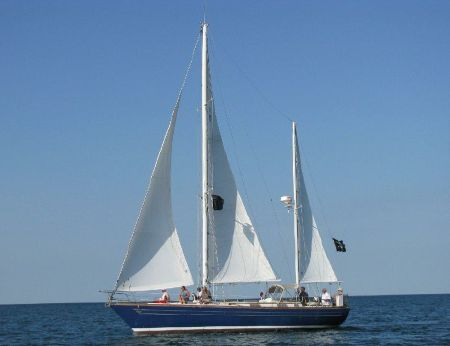 1979 Cheoy Lee 44 Ketch