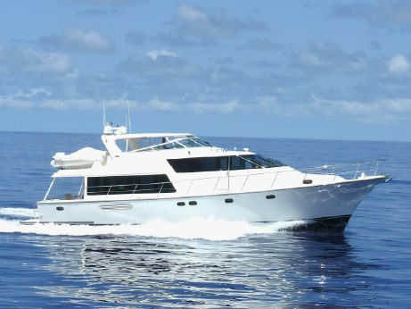 2007 Pacific Mariner Pilothouse