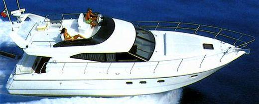 1997 Azimut 43