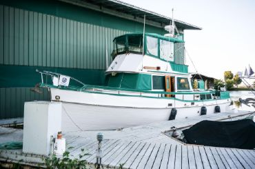 1968 Grand Banks 42 Classic