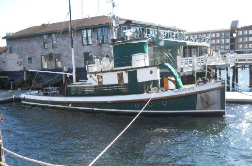 1897 Tacoma 62 Tugboat