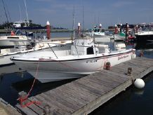 1996 Boston Whaler 24' Outrage