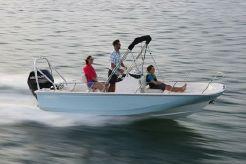 2021 Boston Whaler 17 Montauk