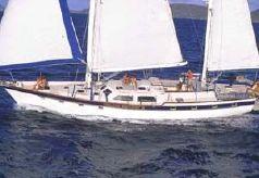 1983 Irwin Charter Layout
