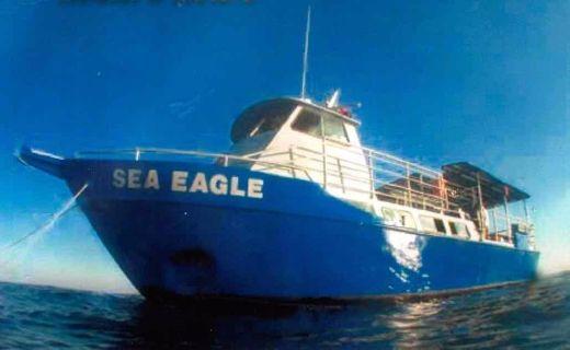 1984 Gulfstream Boats Custom Dive Boat