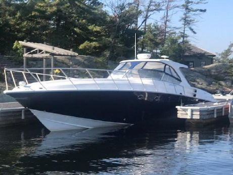 2008 Fountain 48 Express Cruiser