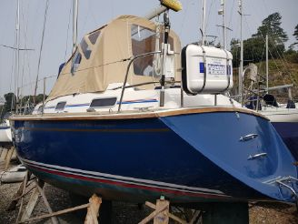 Westerly Sailboat