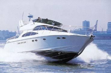 2005 Dyna Yachts Dyna 48