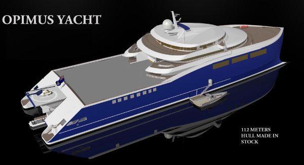 Megayacht broker