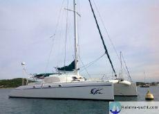 1999 Tournier Marine Freydis 44