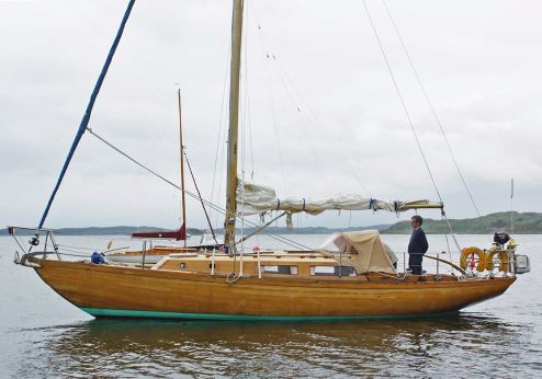 1975 Mcgruer sloop