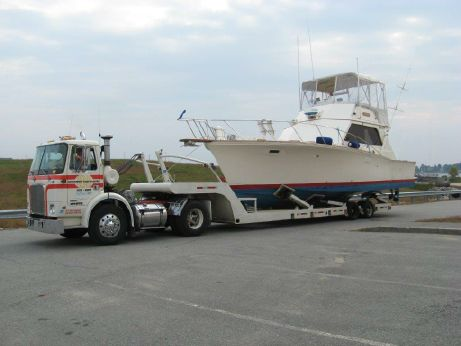 1973 Egg Harbor 38 Sport Fish