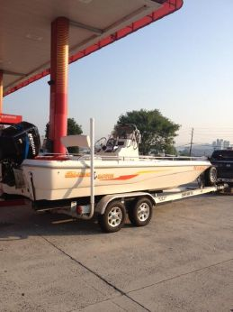 2002 Polar 2300 Bay Center Console MINT