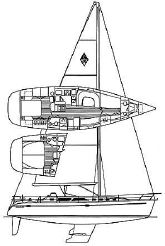 thumbnail photo 0: 2002 Catalina 470