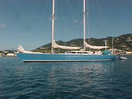 1995 Southern Ocean Shipyard Ocean 80 Custom