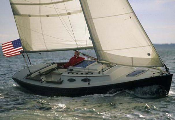 2010 Alerion Express 28 Sail Boat For Sale
