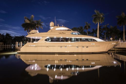 2001 Lazzara Motor Yacht