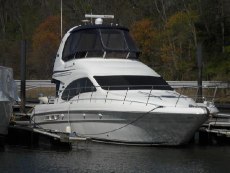 2005 Sea Ray 420 Sedan Bridge