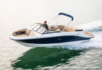 2020 Sea Ray 210SPX