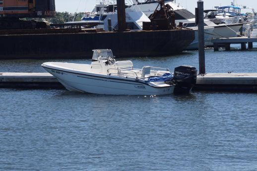 1999 Boston Whaler 18 Dauntless