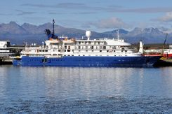 1991 Expedition Cruise Ship, 120 Passengers - Stock No. S2040