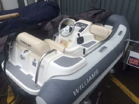 2014 Williams Turbojet 285